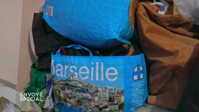 Envoyé spécial. Mal-logement à Marseille :  22m2 sans chauffage ni eau chaude pour 450 € par mois en liquide