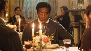 """L'acteur Chiwetel Ejiofor dans """"Twelve Years A Slave""""  (Mars Distribution)"""