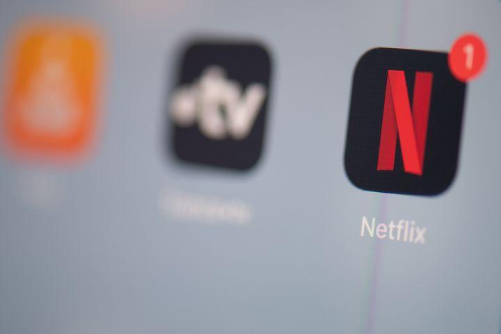 Netflix n'a pas été disponible pendant environ deux heures le 21 novembre 2019, selon un de ses porte-parole. (MARTIN BUREAU / AFP)