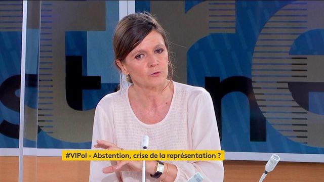 «Les abstentionnistes de dimanche seront sans doute les votants de la présidentielle», estime Céline Braconnier, politologue et directrice de Sciences Po Saint-Germain-en-Laye