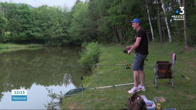 Alsace : la fin de l'abstinence pour les pêcheurs