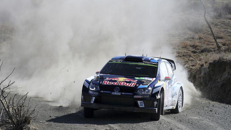 Jari-Matti Latvala (VW Polo-R) (ANTONIO SANCHEZ / MEXSPORT)