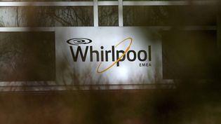 L'usine de Whirlpool d'Amiens, en janvier 2017 (FRANCOIS NASCIMBENI / AFP)