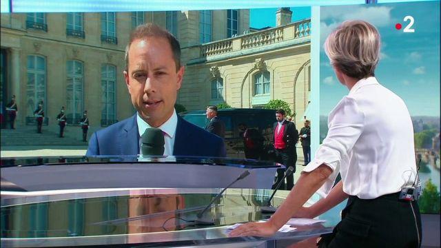 Brexit : face à Boris Johnson, Emmanuel Macron se veut inflexible