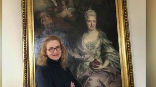 Art : une éditrice parisienne à la recherche d'œuvres volées à sa famille par les nazis (France 2)