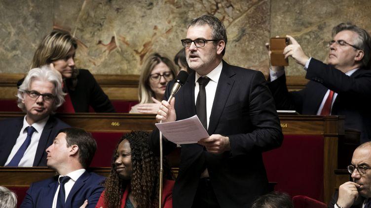 Raphaël Gérard, député LREM de Charente-Maritime. (VINCENT ISORE / MAXPPP)