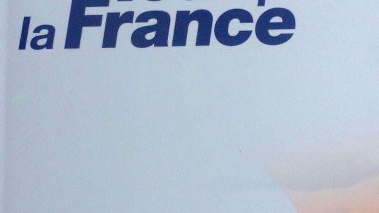 La couverture du livre de Nicolas Sarkozy. (DR)