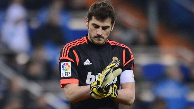 Le gardien espagnol Iker Casillas