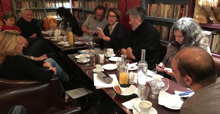 Le jury de la Pépite d'Or délibère  (Laurence Houot - Culturebox)