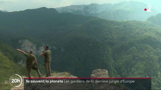 Perucica : les gardiens de la dernière jungle d'Europe