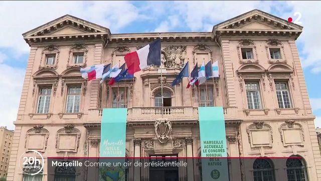 Bouches-du-Rhône : à Marseille, comme un air précoce de présidentielles