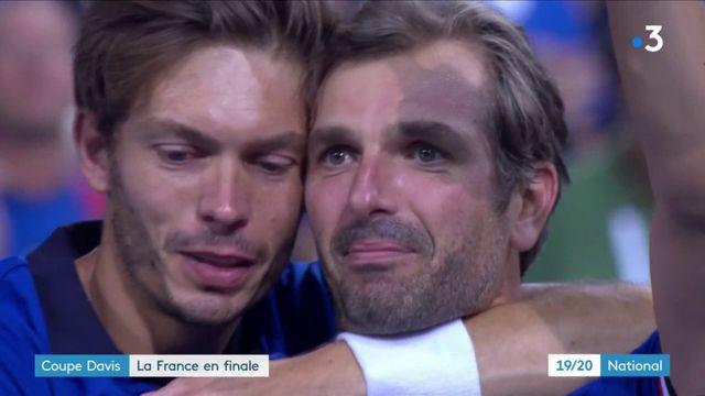 Coupe Davis : les Français prêts pour une deuxième victoire en finale