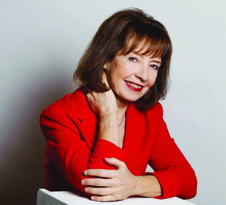 La pianiste Anne Quefellec