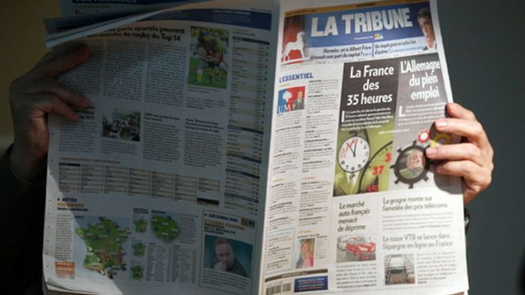 La Tribune (AFP/Thomas Coex)
