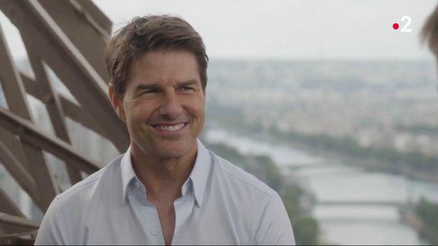 """L'invité du 20 Heures : Tom Cruise présente """"Mission Impossible - Fallout"""""""