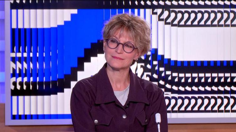 Agnès Callamard, rapporteure pour l'ONU (FRANCEINFO)