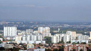Le quartier du Mirail, à Toulouse (Haute-Garonne), le 17 septembre 2012. (PASCAL PAVANI / AFP)
