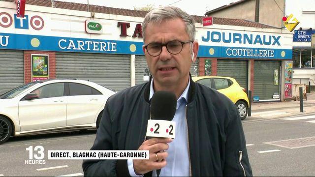 Prise d'otage à Blagnac : le forcené avait laissé une lettre chez lui