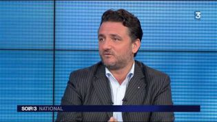 Fabrice Rizzoli, spécialiste du crime organisé. (FRANCE 3)