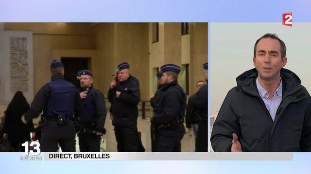 Belgique : l'état d'alerte va-t-il être levé à Bruxelles ?