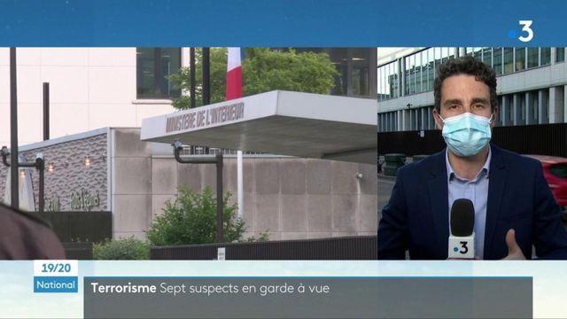 Terrorisme : huit personnes arrêtées en Alsace et en Auvergne