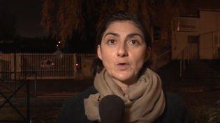 Seine-Saint-Denis : une élève tente de s'immoler dans son lycée (FRANCE 3)
