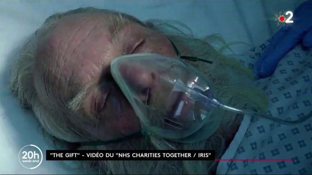 """Royaume-Uni : le spot publicitaire du """"Père Noël malade"""" fait polémique"""