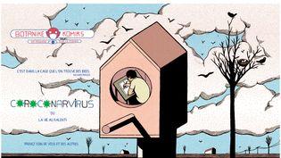 Image d'Eric Lambé pour les Rencontres du 9e Art, Aix-en-Provence (Eric Lambe / Rencontres du 9e Art Aix-en-Provence)