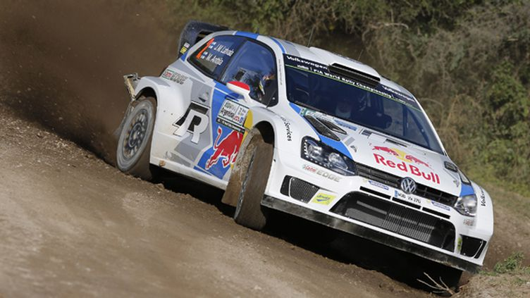 Jari-Matti Latvala (Volkswagen) (FRANCOIS BAUDIN / AUSTRAL)