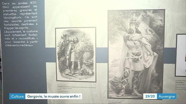 Musée Vercingetorix Gergovie