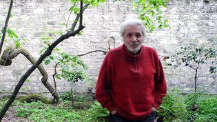 Pierre Barouh le 11 mai 2015 à Paris  (Annie Yanbékian)