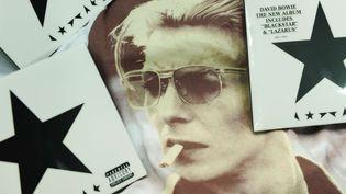 """Le dernier album de David Bowie, """"Blackstar"""", était sorti trois jours seulement avant sa disparition (VERONIKA SIMKOVA/AP/SIPA / AP)"""