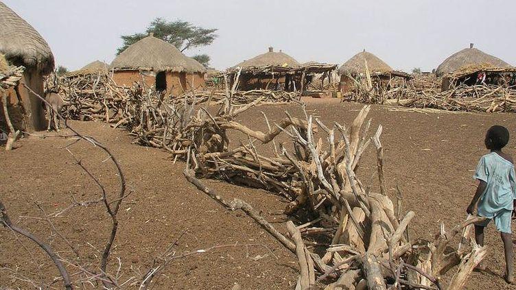 Un village peul dans le nord du Sénégal (ici en 2007).KaBa/Wikimedia (KaBa/Wikimedia)