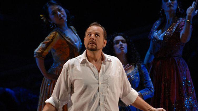 "Jean-Pierre Furlan dans ""Carmen"" de Bizet.  (Karl Forster)"