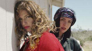 """Aurélie Saada et Sylvie Hoarau forment toujours Brigitte, dont le troisième album """"Nues"""" vient de sortir. (Sophie Ebrard)"""