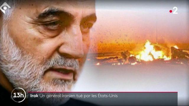 Irak : le général iranien Qassem Soleimani tué dans une frappe américaine à Bagdad