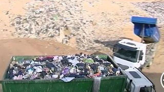 La Corse envahie par les déchets