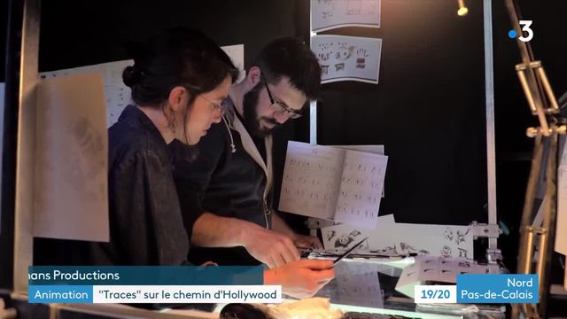 """""""Traces"""", un film d'animation préhistorique des Films du Nord pré-sélectionné pour les Oscars"""