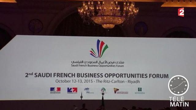 Manuel Valls entame une visite en Arabie saoudite