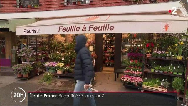 Restrictions sanitaires : les Franciliens réagissent à l'annonce d'un nouveau confinement
