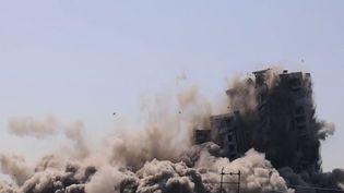 Inde : de luxueux immeubles détruits pour protéger l'environnement (france 2)