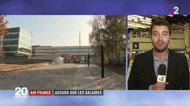Air France : un accord sur les salaires éloigne le spectre immédiat de la grève