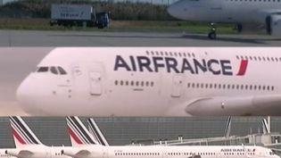 air france avion (FRANCE 2)