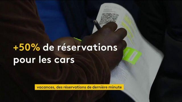 Vacances : la SNCF constate un pic de réservations, la montagne et le sud prisés