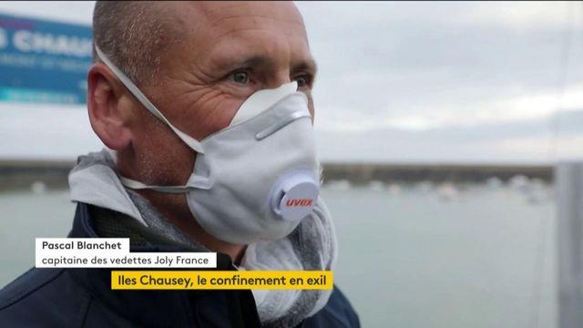 Iles Chausey : un confinement au bord de l'eau