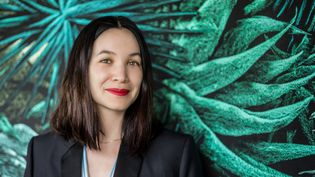 La créatrice Christine Phung, 2016  (Marion Leflour)