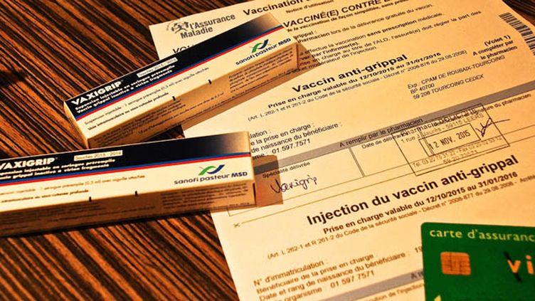 (100.000 personnes ont été contaminées par le virus de la grippe la semaine dernière (illustration) © MaxPPP)