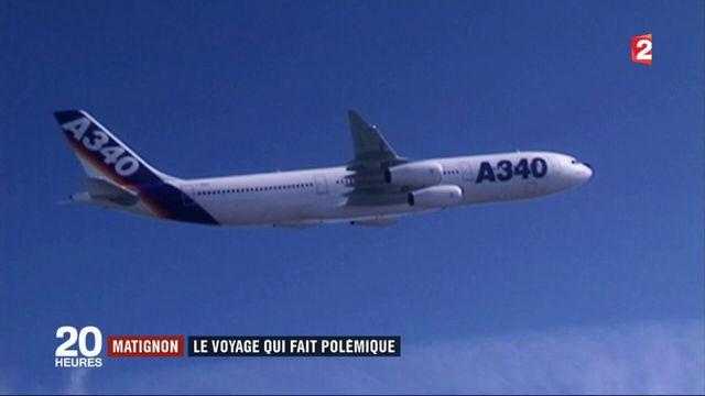 Édouard Philippe : 350 000 pour un vol privé Tokyo-Paris