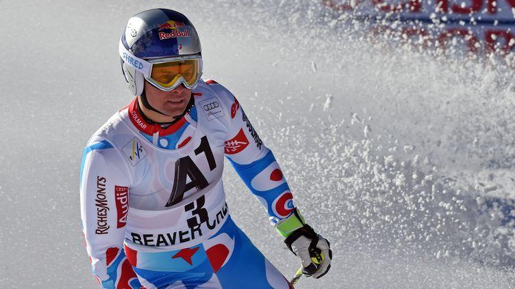 Alexis Pinturault va-t-il retourner sur le podium à Adelboden?  (DON EMMERT / AFP)