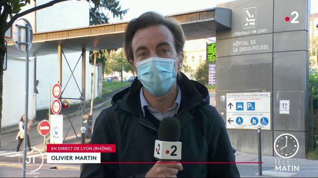 Lyon: le plan blanc déclenché dans les hôpitaux